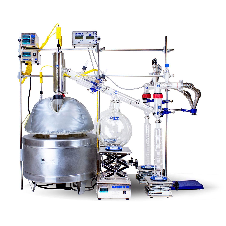 Lab Society 20L Short Path Distillation Kit
