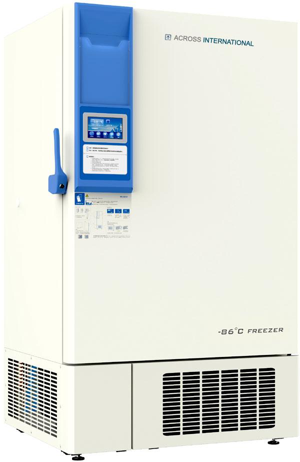 Across International 27 Cu Ft -86°C Ultra-Low Upright Freezer UL CSA Certified