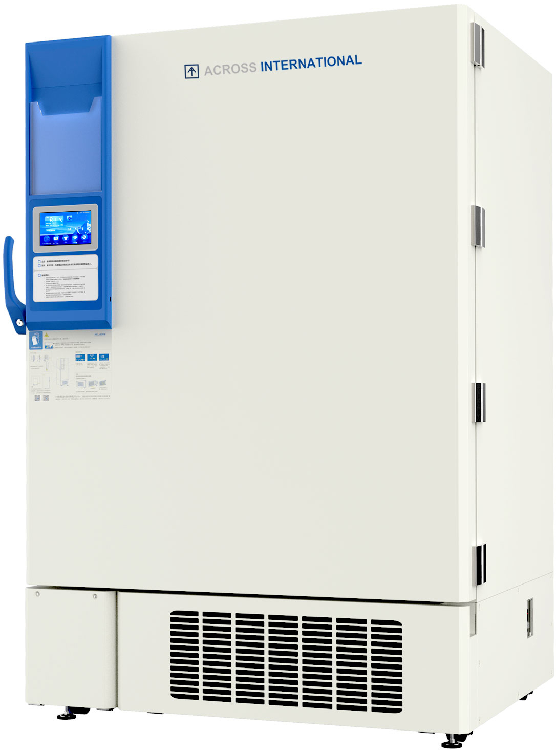 Across International 35 Cu Ft -86C Ultra-Low Upright Freezer UL CSA Certified 220V