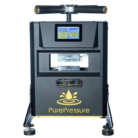 Pure Pressure Helix 3 Ton Manual Rosin Press
