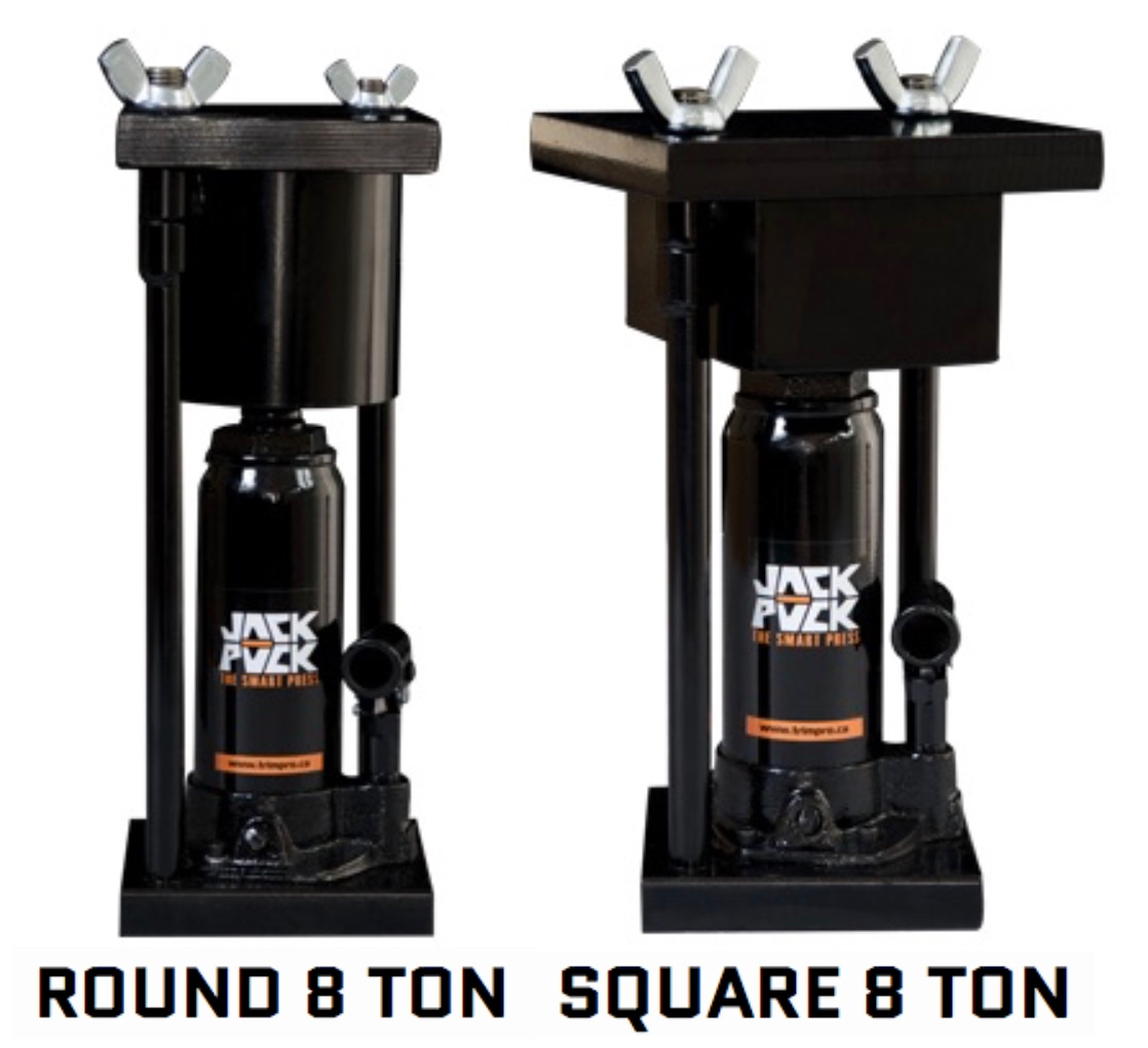 TrimPro Jack Puck 8 Ton Press (Round or Square)