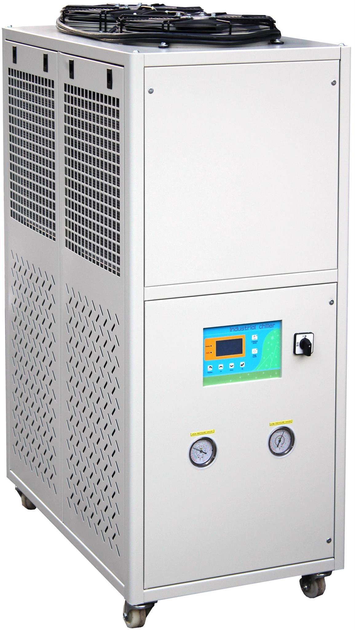 Ai 10°C to 25°C 33L/Min 35L Capacity Recirculating Chiller