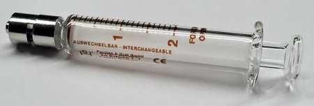 2ml Glass Luer Lock Syringe