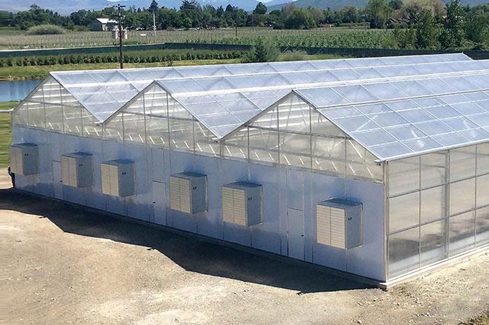 Next Gen Gable Series Greenhouse
