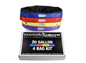 BoldtBags 20 Gallon 4 Bag Kit