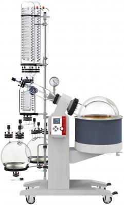 Dual Receiving Flask Kit for Ai SolventVap 20L Rotary Evaporator
