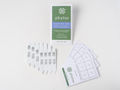 Phylos Plant Sex Test kits