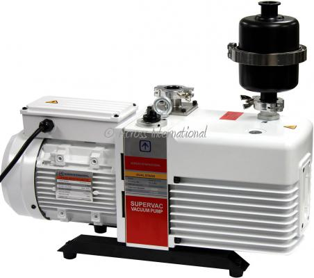 Across International SuperVac 21 CFM Commercial Grade 2-Stage Pump