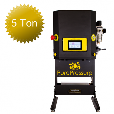 Pure Pressure Pikes Peak Rosin Press V2