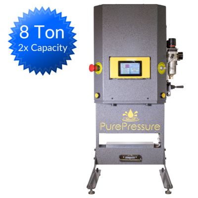 Pure Pressure Longs Peak Rosin Press
