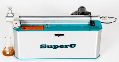 SuperC Super Critical Extractor