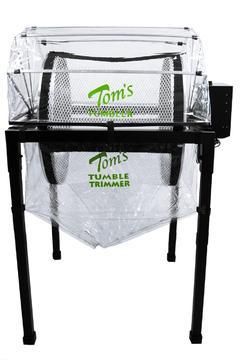 Tom's Tumbler™ TTT 2200 Dry Trimmer, Separator and Pollen Extraction System