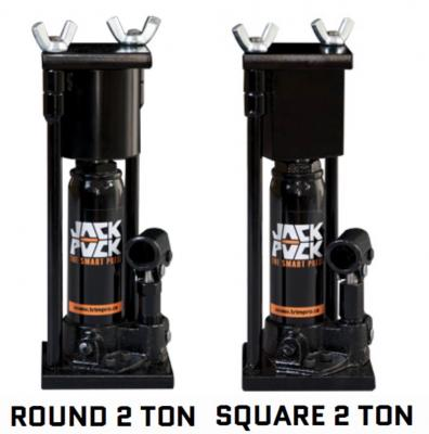 TrimPro Jack Puck 2 Ton Press (Round or Square)