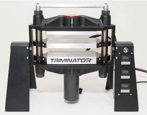 Triminator Rosin TRP Stack 2 level press