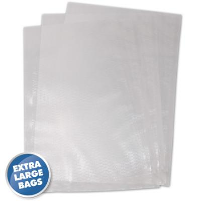 An array of extra large channel bags