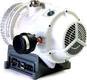 Edwards XDS46iC 35cfm Chemical-Resistant Scroll Pump w/ silencer