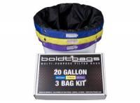 BoldtBags 20 Gallon 3 Bag Kit
