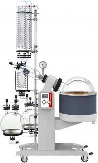 Dual Receiving Flask Kit for Ai SolventVap 20L Rotary Evaporator