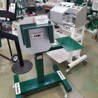 The Budtender cannabis and hemp bucking machine