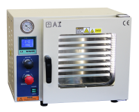 Across International 220V 0.9 CF Vacuum Oven 5 Sided Heating & SST Tubing/Valves
