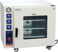 Across International 220V 3.2 CF 480°F Vacuum Oven All SST Tubing & Valves