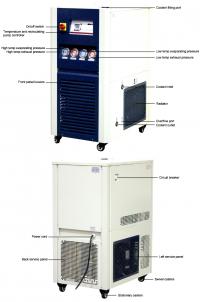 Ai -80°C 10L Recirculating Chiller with 30L/Min Centrifugal Pump