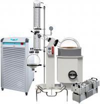 Ai SolventVap 50L Rotary Evaporator, Julabo Chiller, Welch Pump