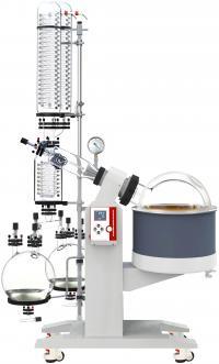Ai SolventVap 5.3-Gallon/20L Rotary Evaporator w/ Motorized Lift