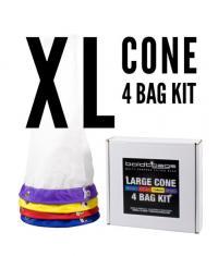 BoldtBag XL Cone 4 Bag Kit