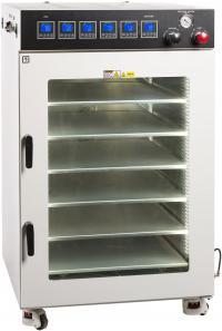 Across International UL/CSA Certified 16 CF Vacuum Oven w/ 6 Shelves & SST Tubing