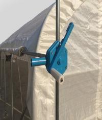 Greenhouse Crank System